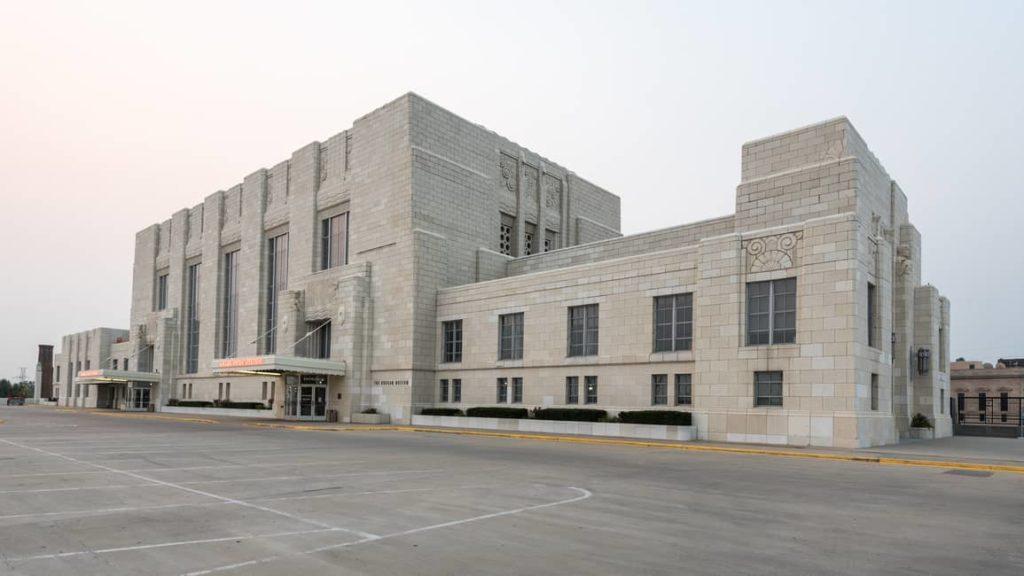 Durham Museum - Omaha, Nebraska