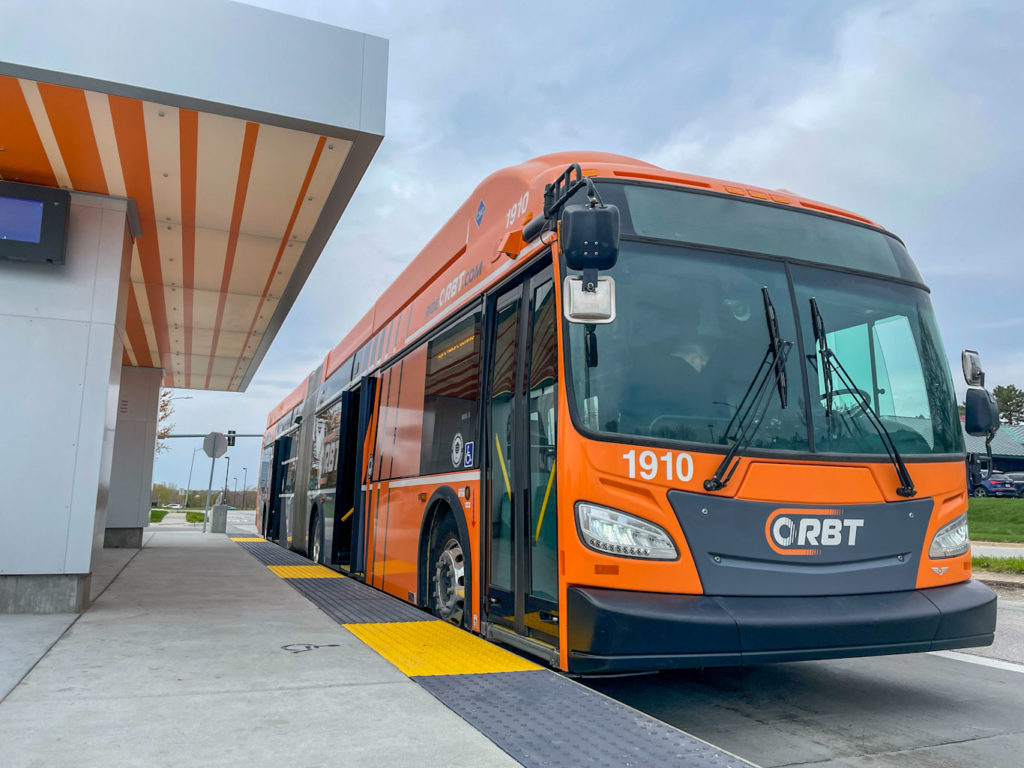 ORBT Omaha Bus System
